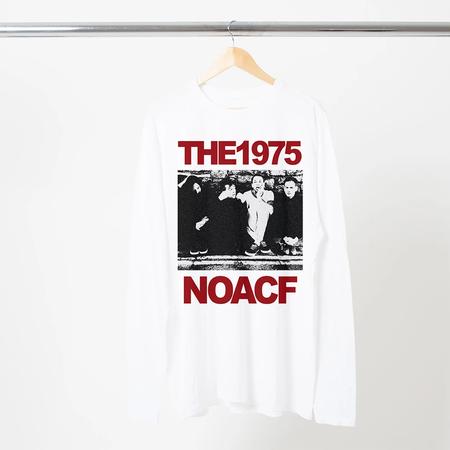 The 1975: NOACF PHOTO LONGSLEEVE