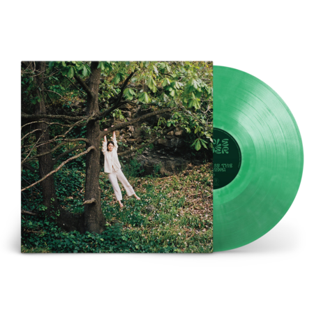 Maple Glider: To Enjoy is the Only Thing: First Edition Pearly Green Vinyl LP