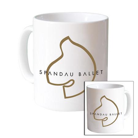 Spandau Ballet: Dove Mug