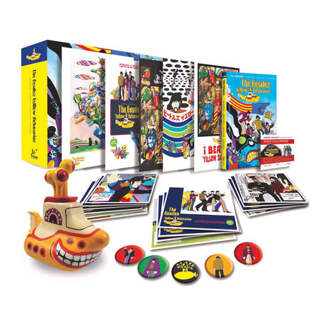 The Beatles: Yellow Submarine Limited Edition Box Set