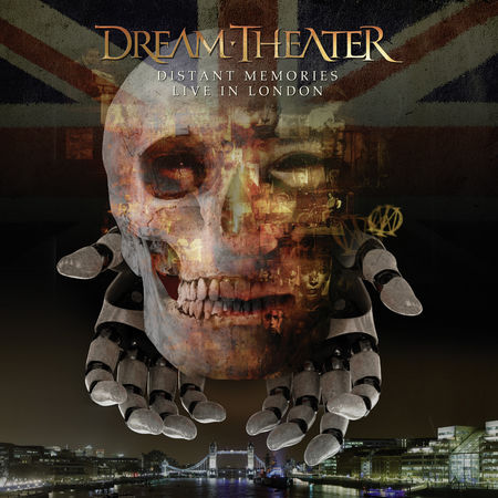 Dream Theater: Distant Memories – Live in London: Special Edition 3CD + 2BluRay