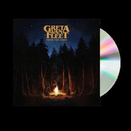 Greta Van Fleet : From The Fires