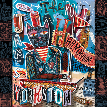 James Yorkston: The Route To The Harmonium