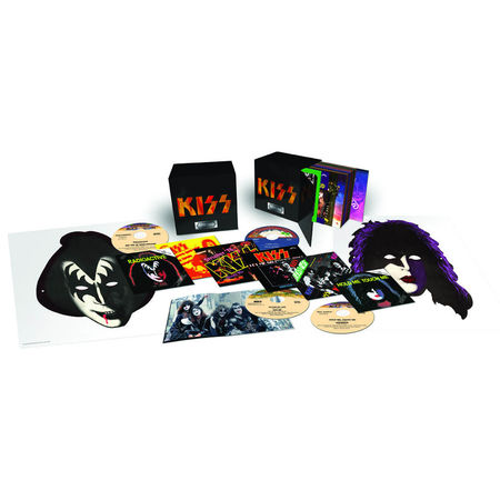 Kiss: The Casablanca Singles Collection (29 CD Singles)