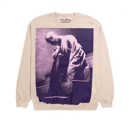 Ariana Grande: Filtered staircase crewneck - S