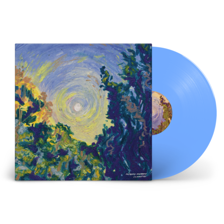 Meadow Meadow: Silhouettes: Signed Recordstore Exclusive Blue Vinyl