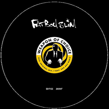 Fatboy Slim: Weapon Of Choice - 20th Anniversary: 12
