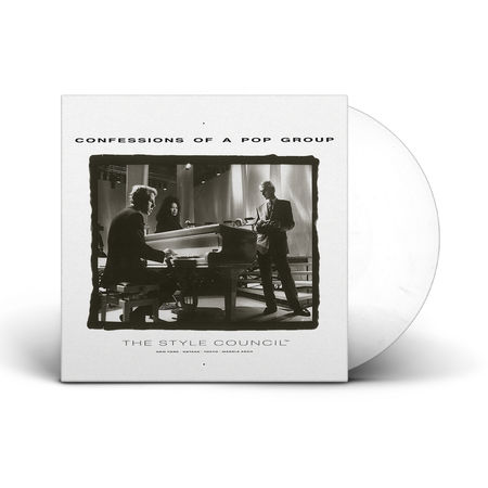 The Style Council: Confessions Of A Pop Group: White Vinyl