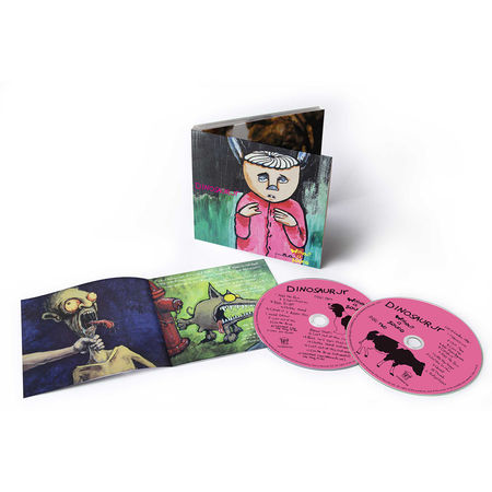 Dinosaur Jr: Without A Sound: Deluxe Expanded Edition