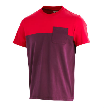 Professor Green: PG Panel T-shirt Ribbon Red - Italian Plum