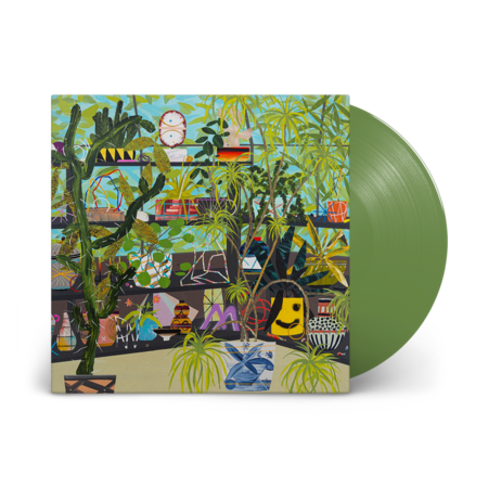 Deerhoof: Actually, You Can: Limited Edition Olive Green Vinyl
