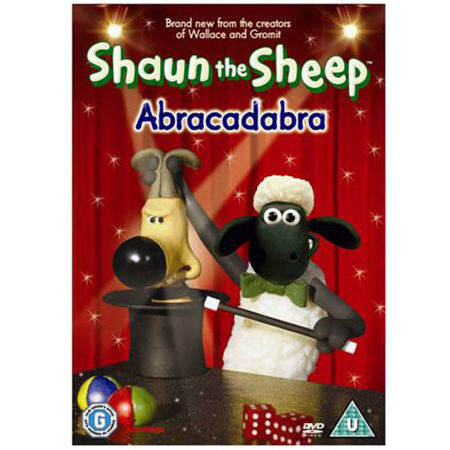 Shaun the Sheep: Abracadabra DVD