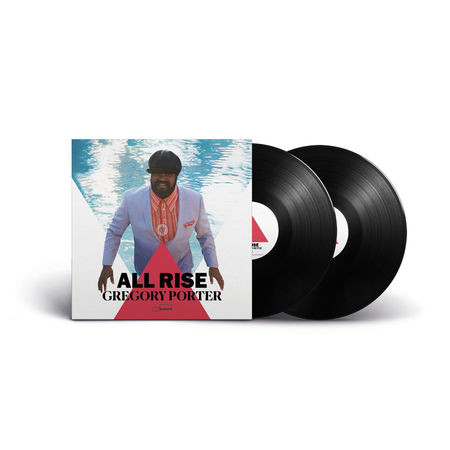 Gregory Porter: All Rise Double (Stnd LP)