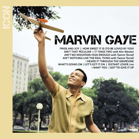 Marvin Gaye: Icon (CD)