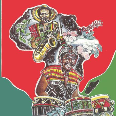 Okyerema Asante : Drum Message: CD