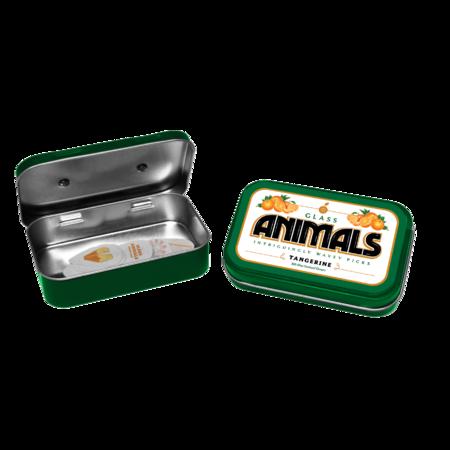 Glass Animals: Tangerine Pick Tin