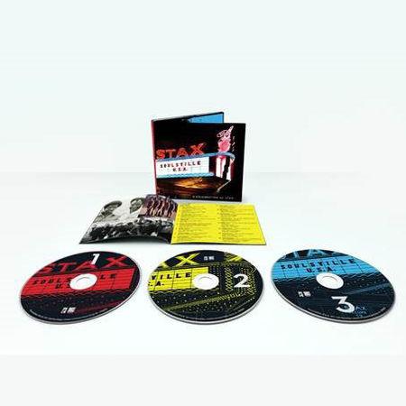 Various Artists: Soulsville U.S.A.: A Celebration of Stax