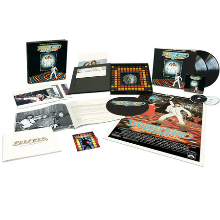 Various Artists: Saturday Night Fever Super Deluxe Limited Edition Box Set