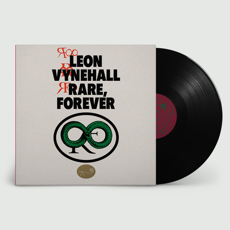 Leon Vynehall : Rare, Forever: Signed Exclusive Vinyl LP