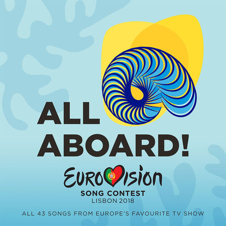 Various Artists: Eurovision Song Contest 2018