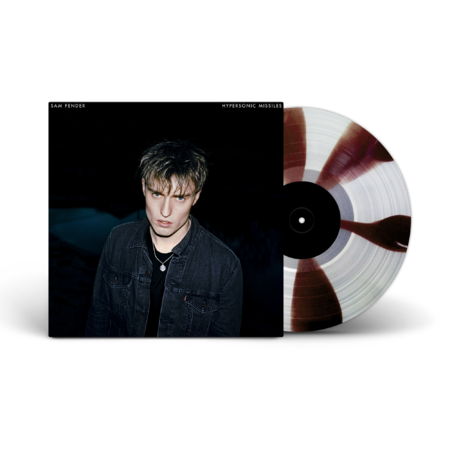 Sam Fender: LTD EDITION BLACK & WHITE CORNETTO VINYL