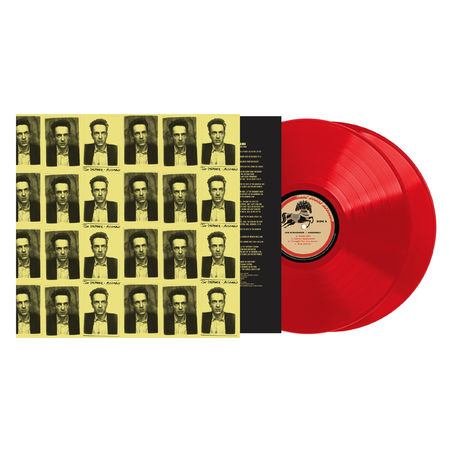 Joe Strummer: Assembly: Limited Edition Gatefold Red Vinyl