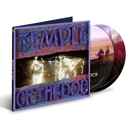 Temple of The Dog: Temple Of The Dog (2CD Deluxe)