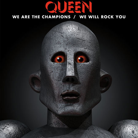 Queen: We Are The Champions / We Will Rock You