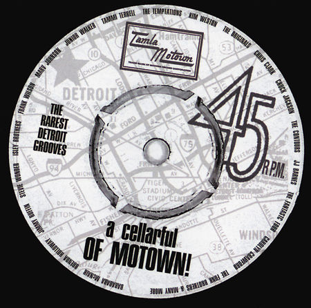 Various Artists: A Cellarful Of Motown