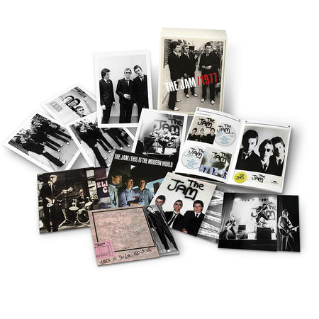 The Jam: 1977 - 40th Anniversary Box Set & Print
