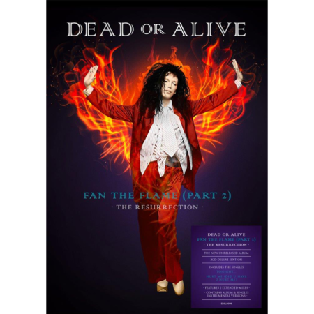 Dead Or Alive: Fan The Flame (Part 2) - The Resurrection : 2CD