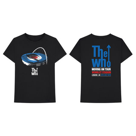 The Who: Wembley Stadium Tee