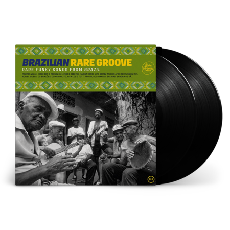 Various: Brazilian Rare Groove: Vinyl 2LP
