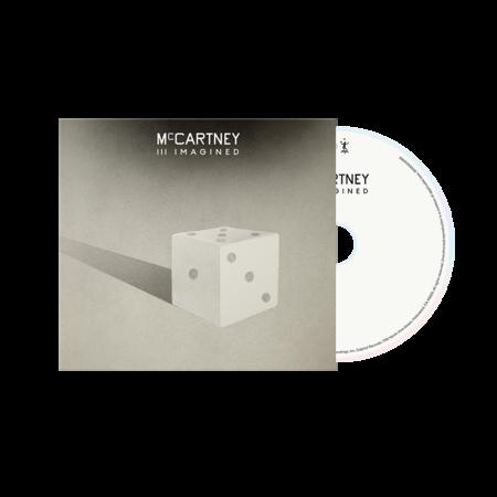 Paul McCartney: McCartney III Imagined - CD