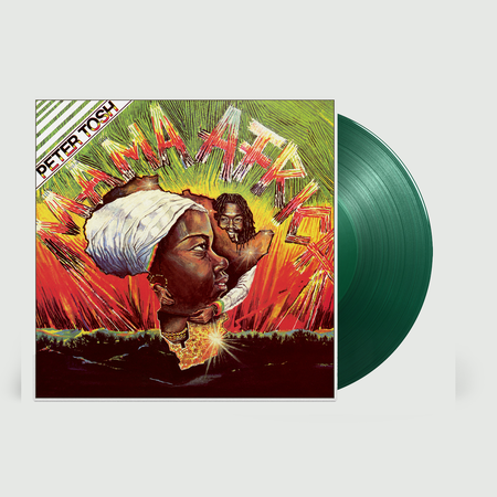 Peter Tosh: Mama Africa: Limited Edition Transparent Green Vinyl