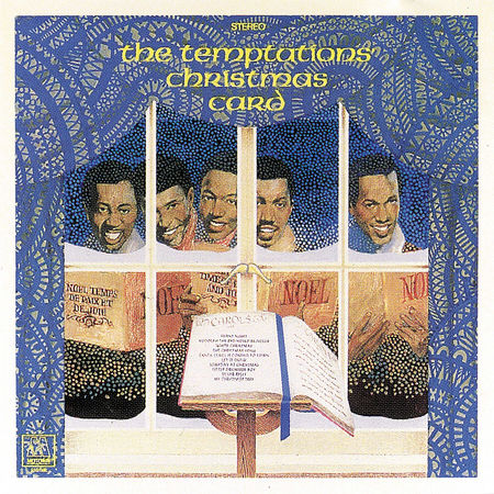 The Temptations: Christmas Card: Exclusive Opaque White Vinyl