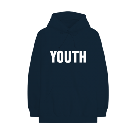 Shawn Mendes: Youth Block Hoodie + LP Album