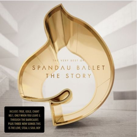Spandau Ballet: The Story - The Very Best Of Spandau Ballet