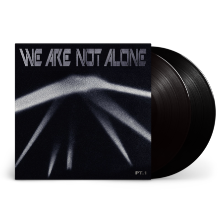 Various Artists: We Are Not Alone – Part 1: Black Vinyl 2LP