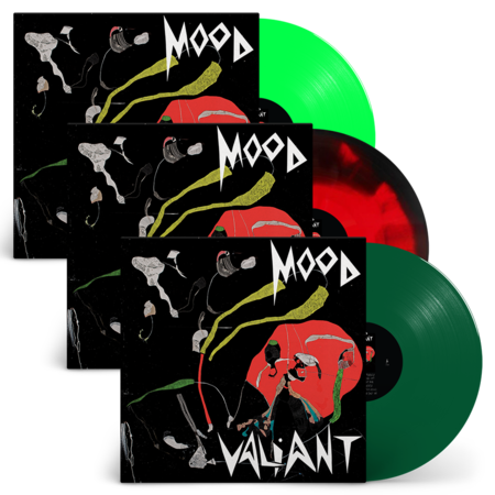 Hiatus Kaiyote: Mood Valiant: Exclusive Vinyl Bundle + Signed Lithograph