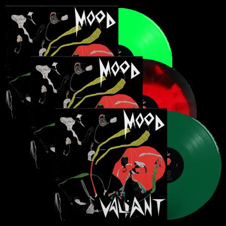 Hiatus Kaiyote: Mood Valiant: Exclusive Vinyl Bundle + Signed Lithograph