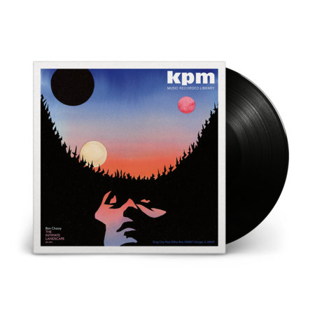 Ben Chasny: The Intimate Landscape: Black Vinyl LP