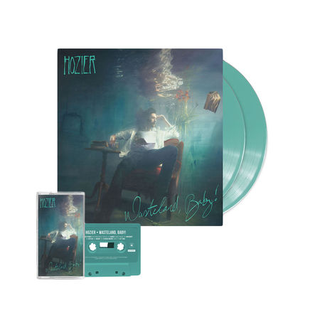 hozier: WASTELAND, BABY! EXCLUSIVE COLOURED LP & CASSETTE