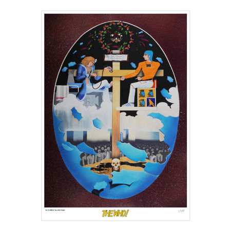 The Who: Go To Mirror Lithograph