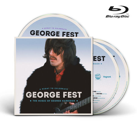 George Harrison: George Fest 2CD & Blu-ray