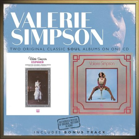 Valerie Simpson: Exposed / Valerie Simpson: Expanded Version