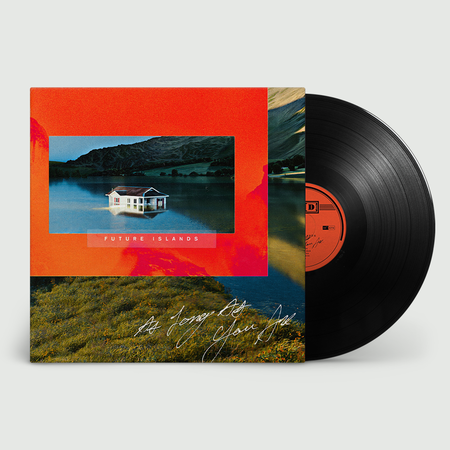 Future Islands: As Long As You Are: Black Vinyl