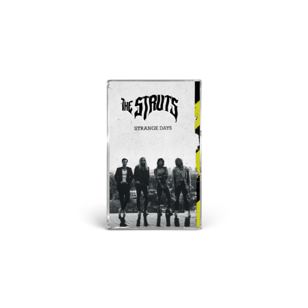 The Struts: Strange Days Gold Cassette