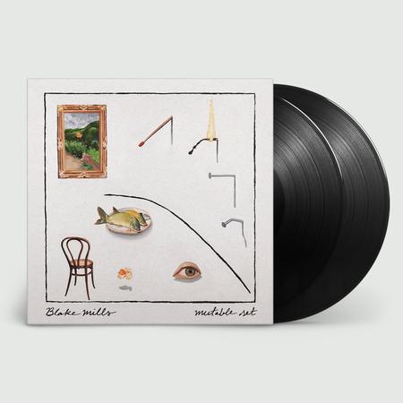 Blake Mills: Mutable Set: Gatefold Double Vinyl