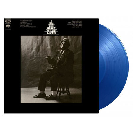 Willie Dixon: I Am The Blues: Limited Edition Blue Vinyl